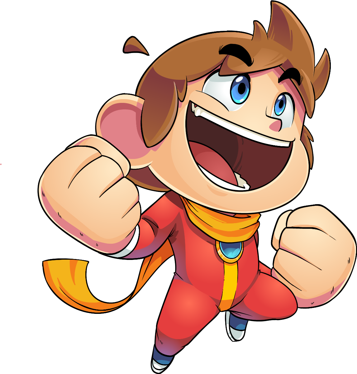 Alex Kidd Returns to Miracle World on PS4 in 2021