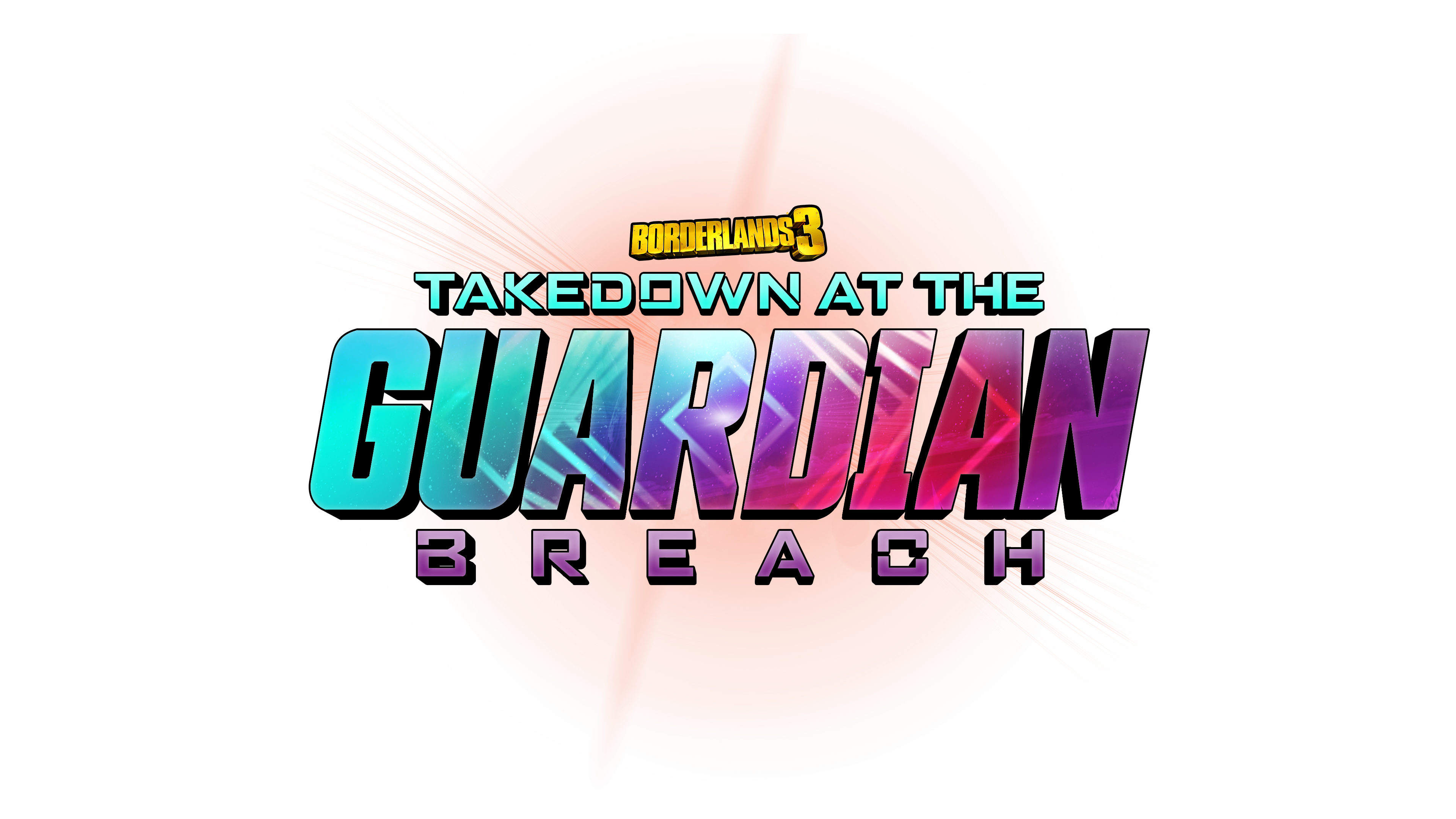 Borderlands 3 Takedown at the Guardian Breach logo