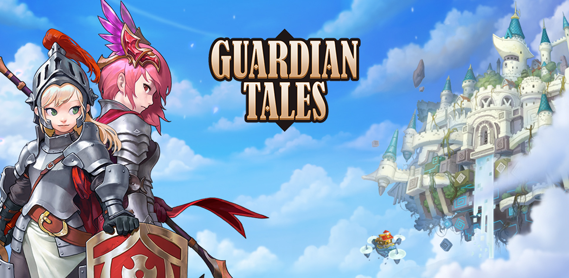 Guardian Tales logo