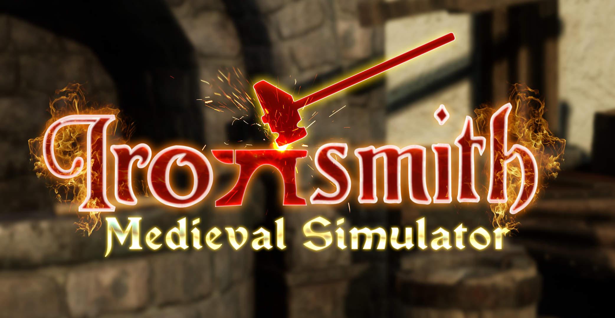 Ironsmith Medieval Simulator logo