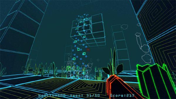 Paradox Vector gameplay screenshot