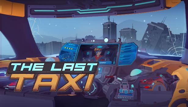 The Last Taxi logo