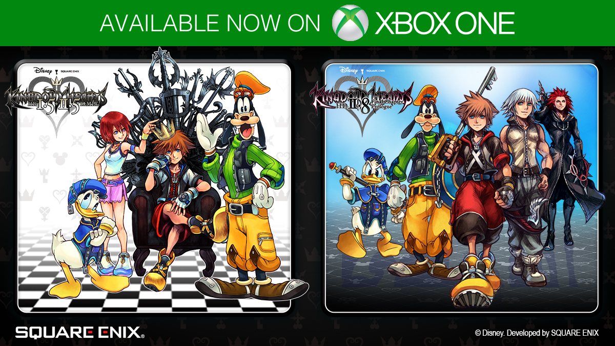Xbox Game Pass Kingdom Hearts titles