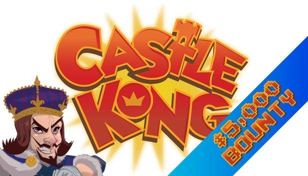 Castle Kong Logo