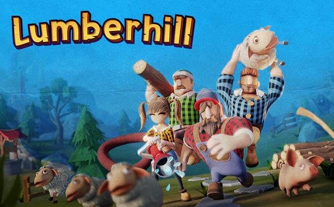 Lumberhill Logo