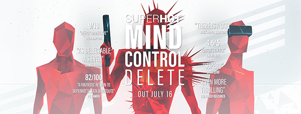 SUPERHOT: MIND CONTROL DELETE LOGO