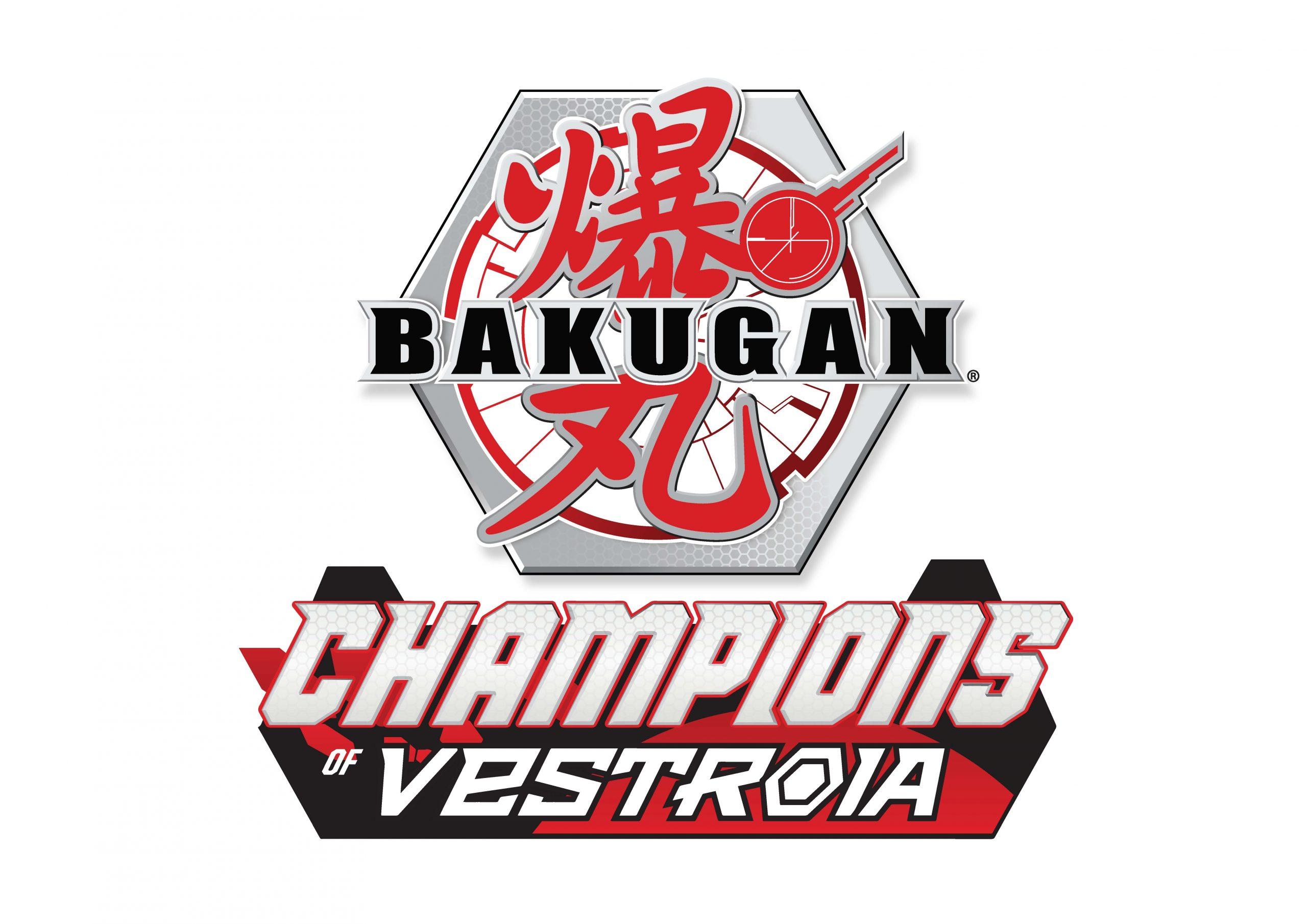 Bakugan: Champions of Vestroia logo