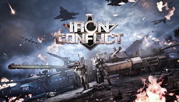 Iron Conflict logo