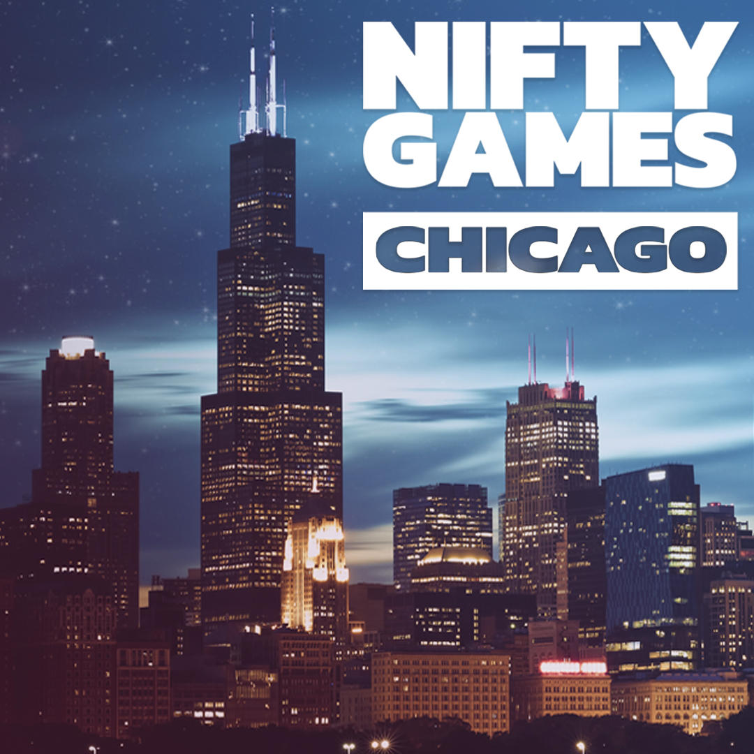 Nifty Games Chicago Logo