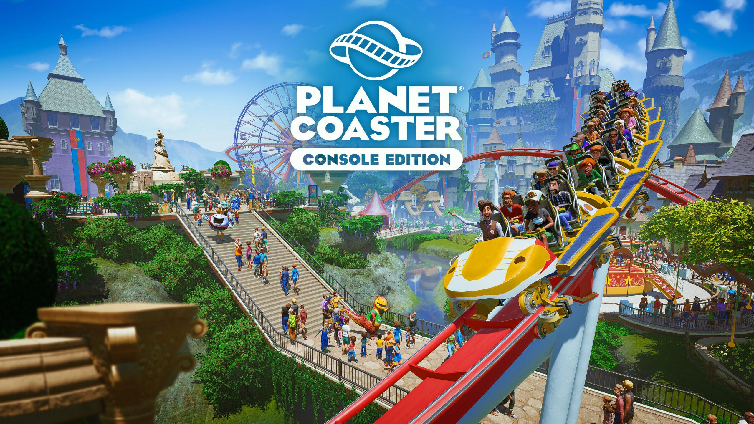Planet Coaster Console Edition logo