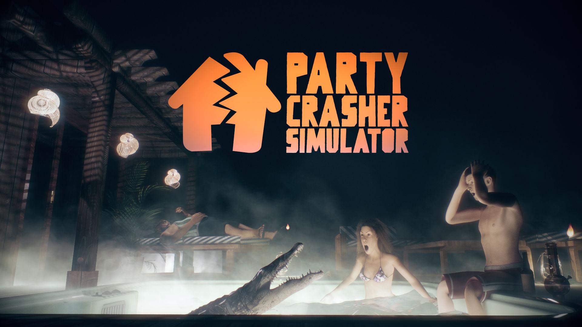 Party Crasher Simulator logo