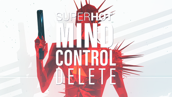 SUPERHOT MIND CONTROL DELETE logo
