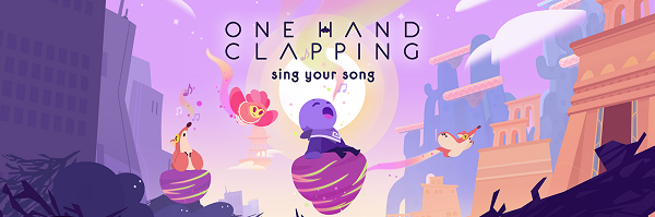 One Hand Clapping Logo