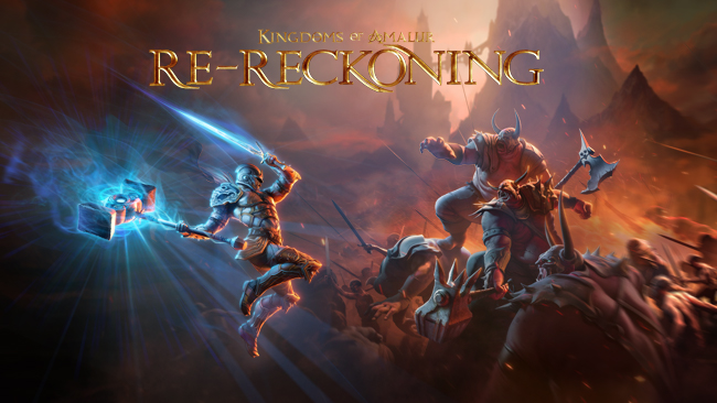 Kingdoms of Amalur: Re-Reckoning Logo