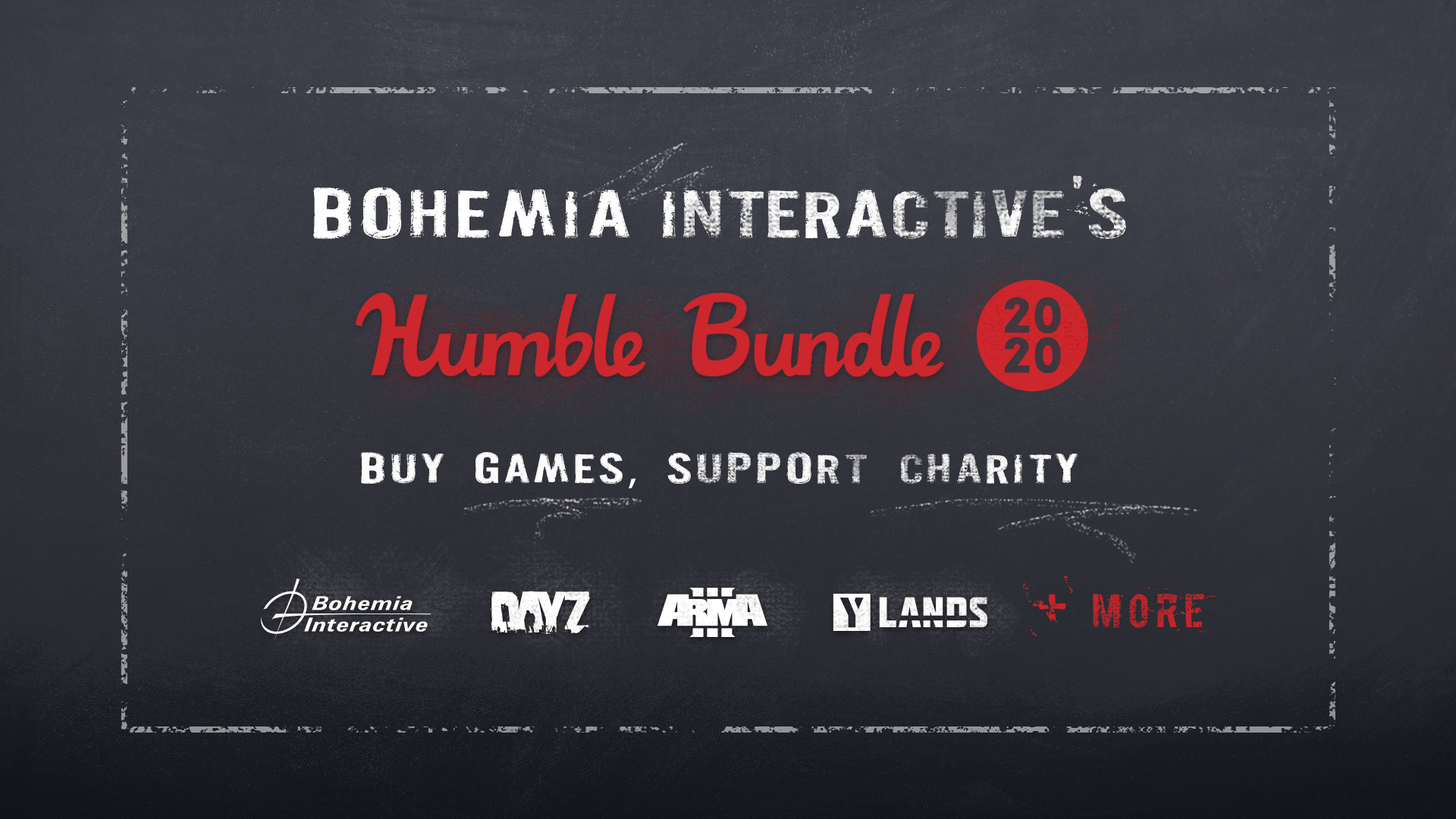 Bohemia Interactive Joins Humble Bundle