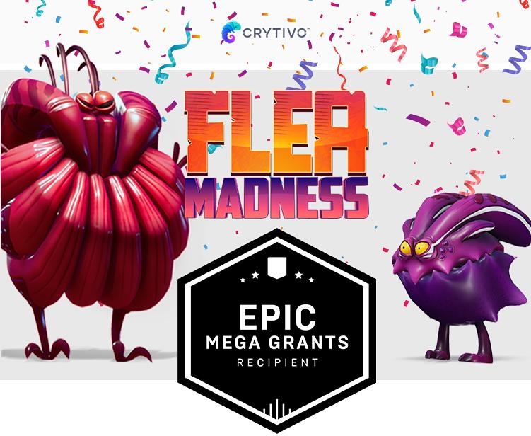 Flea Madness Epic MegaGrant logo