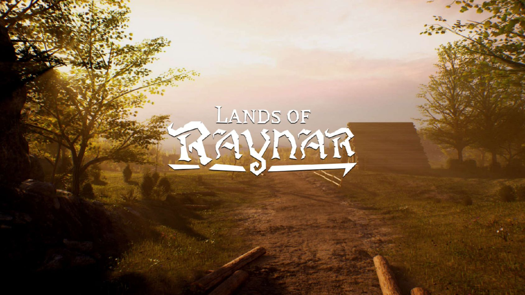 Lands of Raynar Logo