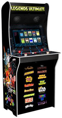 AtGames Legends Ultimate 300 arcade machine.