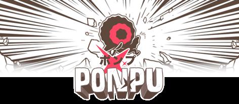 Ponpu logo