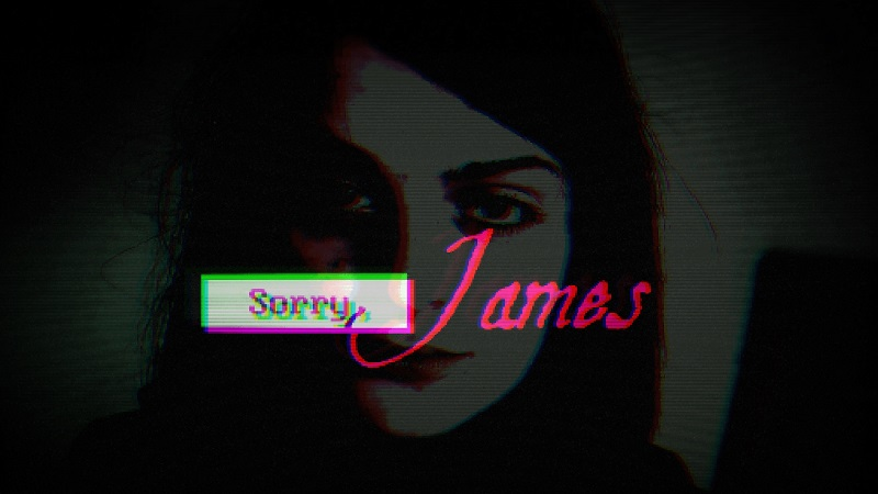 Sorry James logo