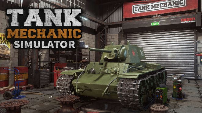 Tank Mechanic Simulator 01 (press material)