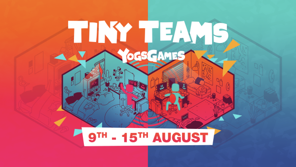Yogscast Tiny Teams Festival header