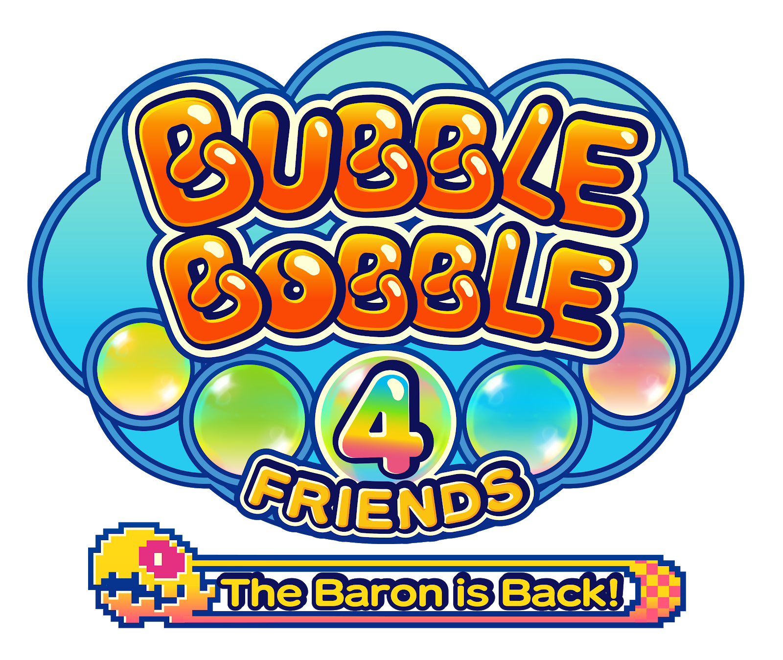 Bubble Bobble, The Baron is Back