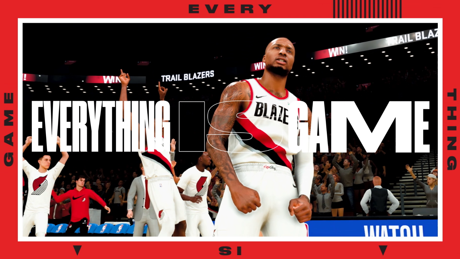NBA 2k21 everything is game