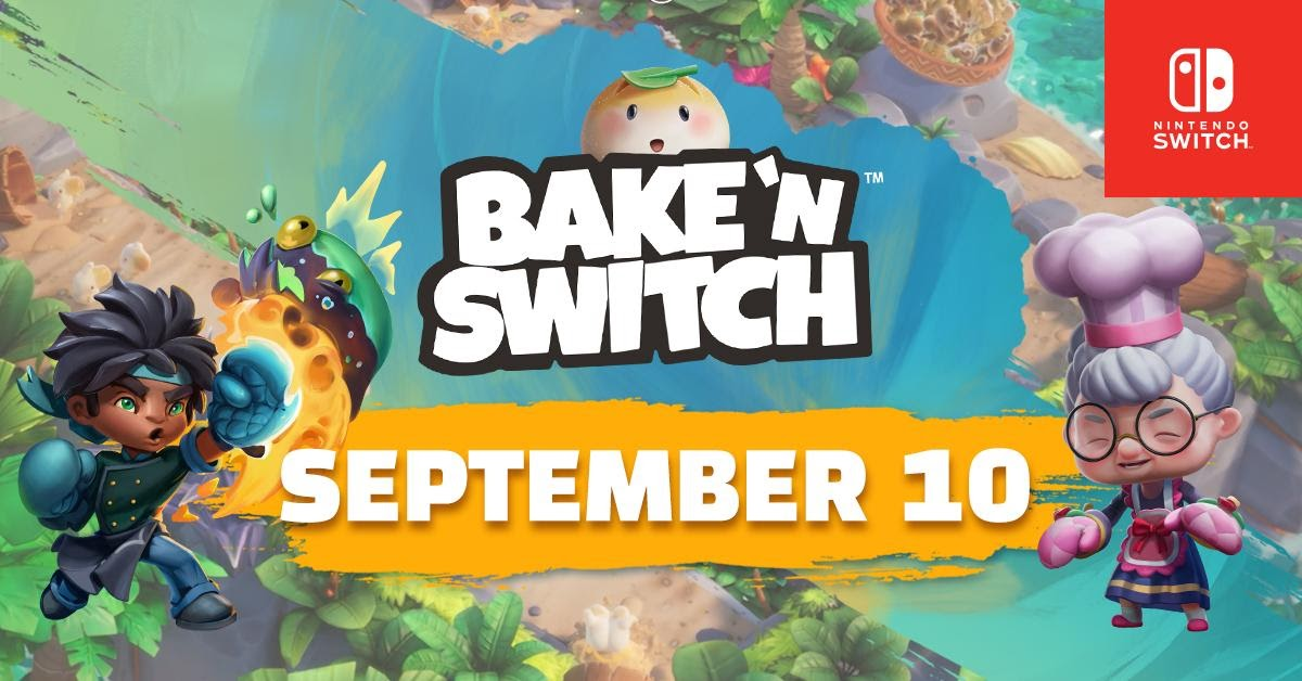 Bake' n Switch Logo