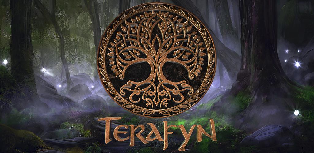 Terafyn Logo