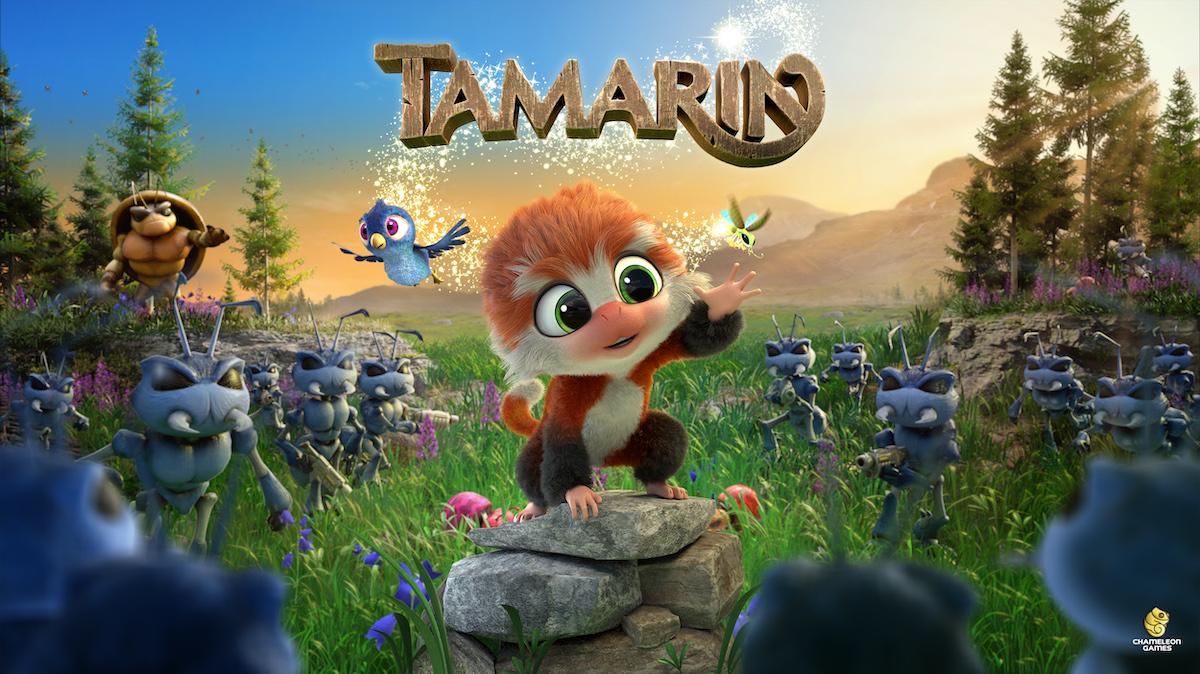 Tamarin Logo