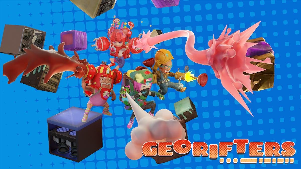 Georifters Logo