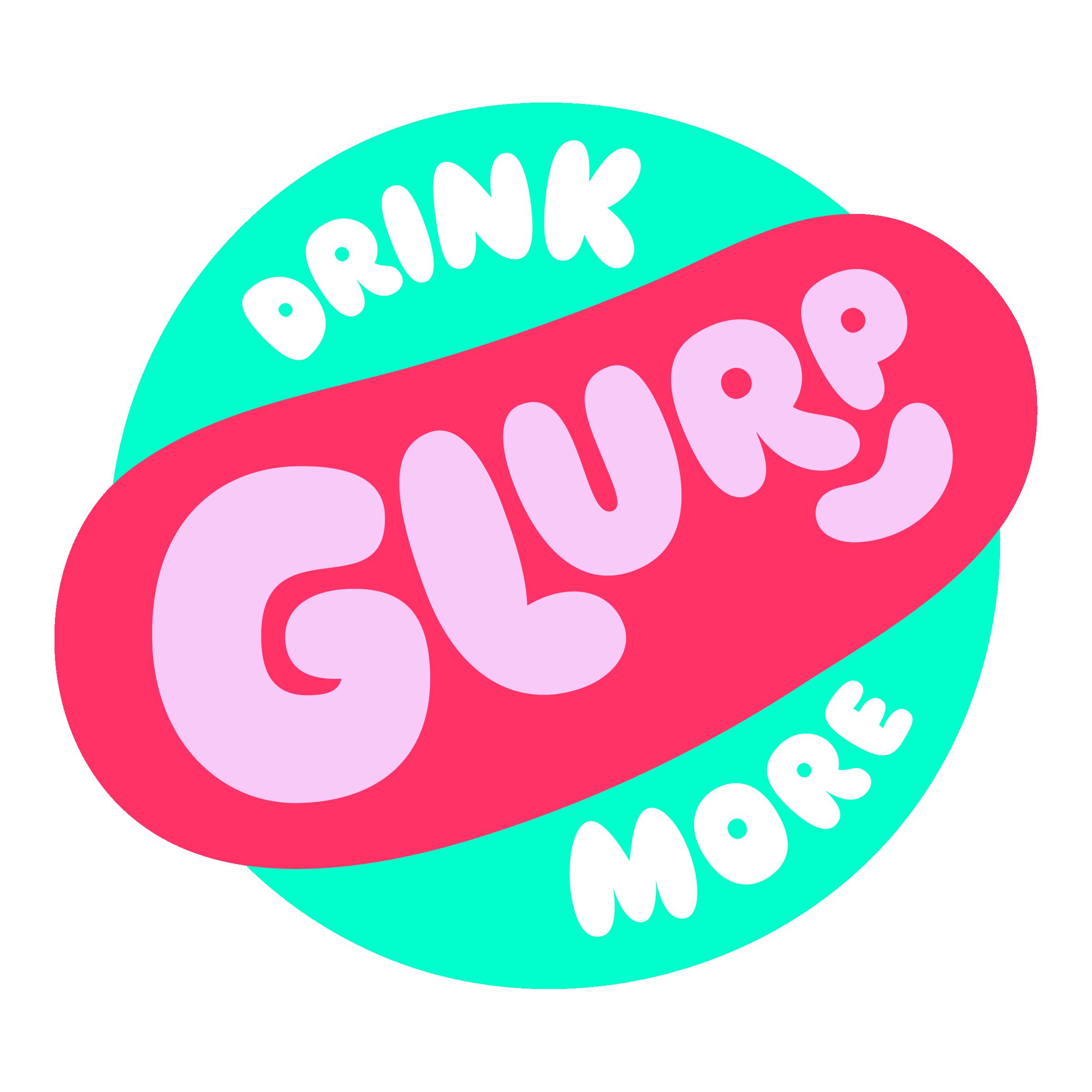 Drink More Glurp logo