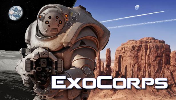 Exocorps Logo