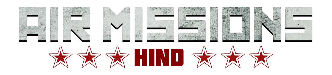 Air Missions: HIND Logo