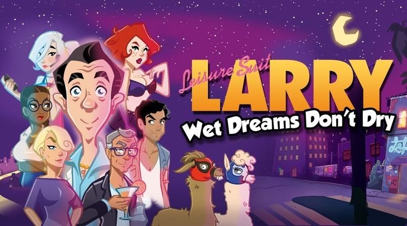 Leisure Suit Larry Logo