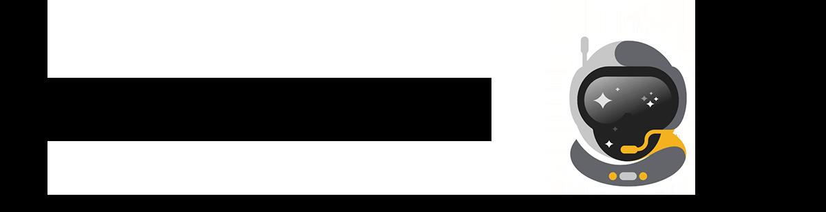SteelSeries SpaceStation Gaming logos side by side