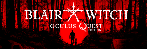 Blair Witch Oculus Quest Edition logo