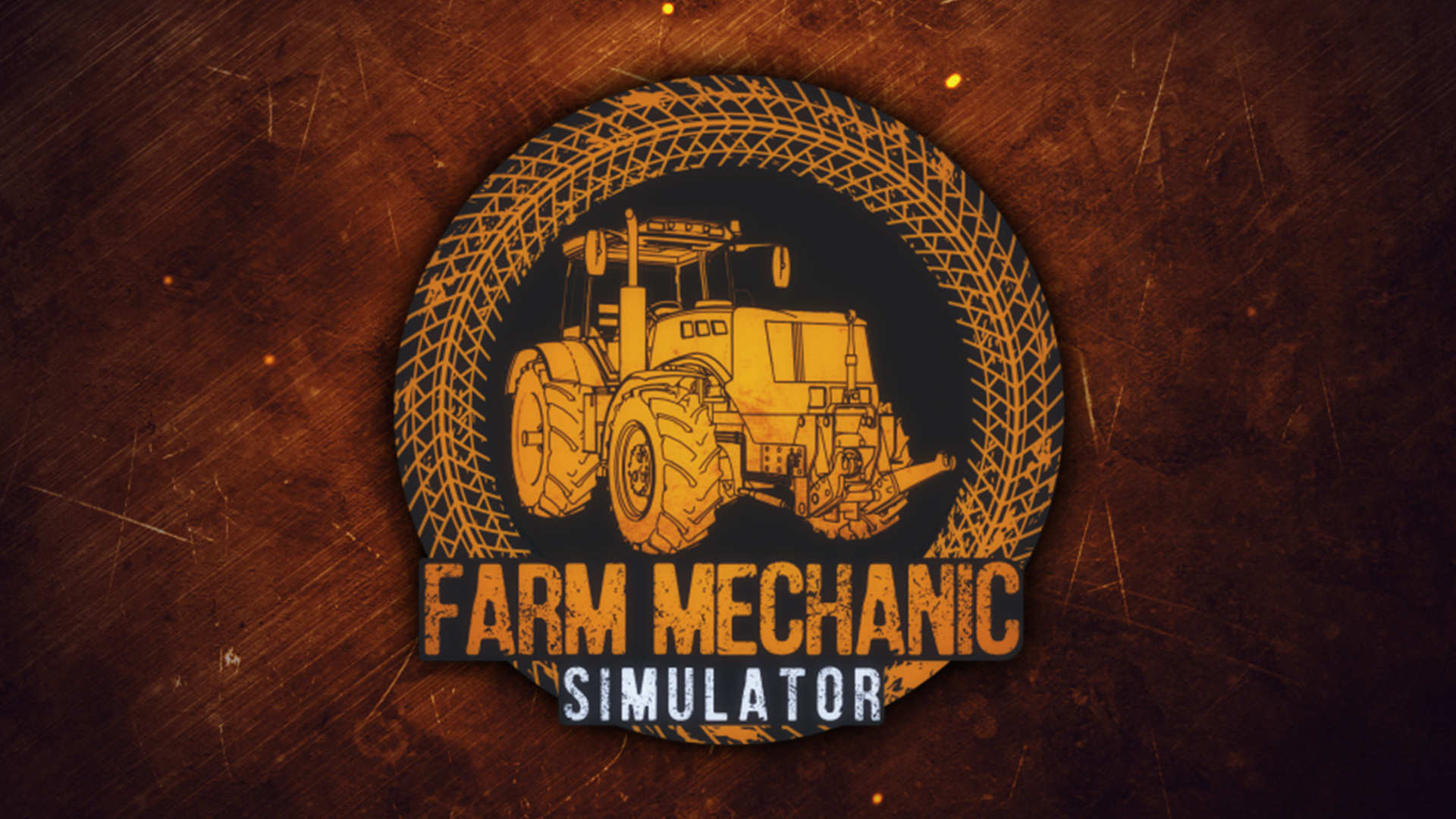 Farm Mechanic Simulator logo