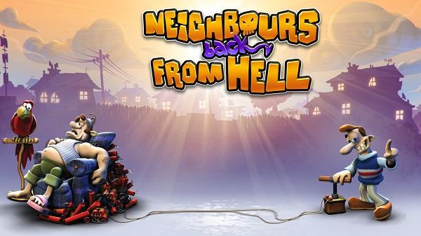 Neighbours back From Hell logo