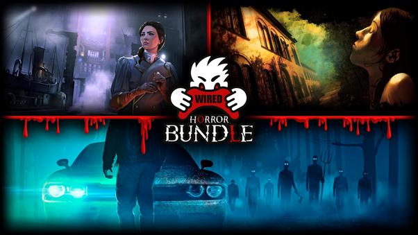 Wired Horror Bundle header image