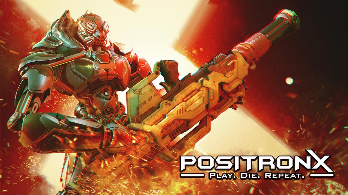 PositronX logo