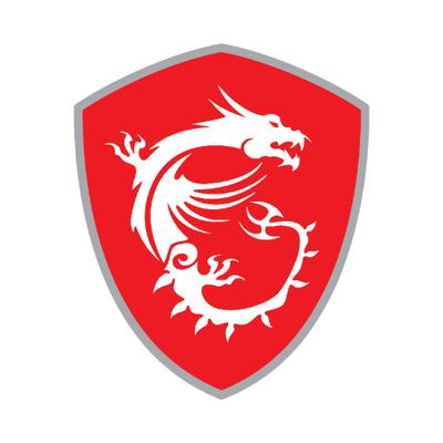 MSI dragon logo