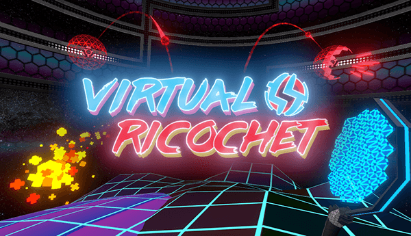 Virtual Ricochet logo