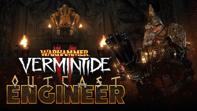 Warhammer Vermintide 2 Outcast Engineer
