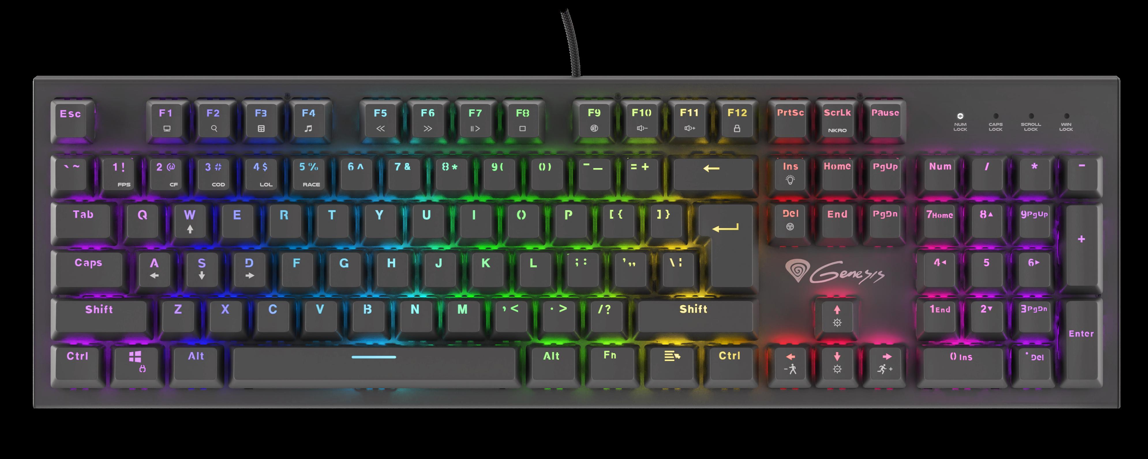 Thor 300 RGB Mechanical