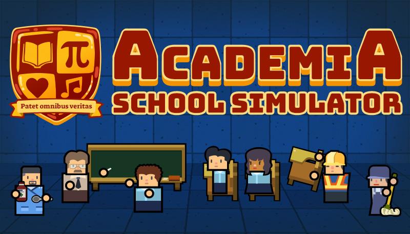 Academia: School Simulator logo