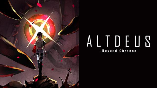 ALTDEUS Beyond Chronos logo