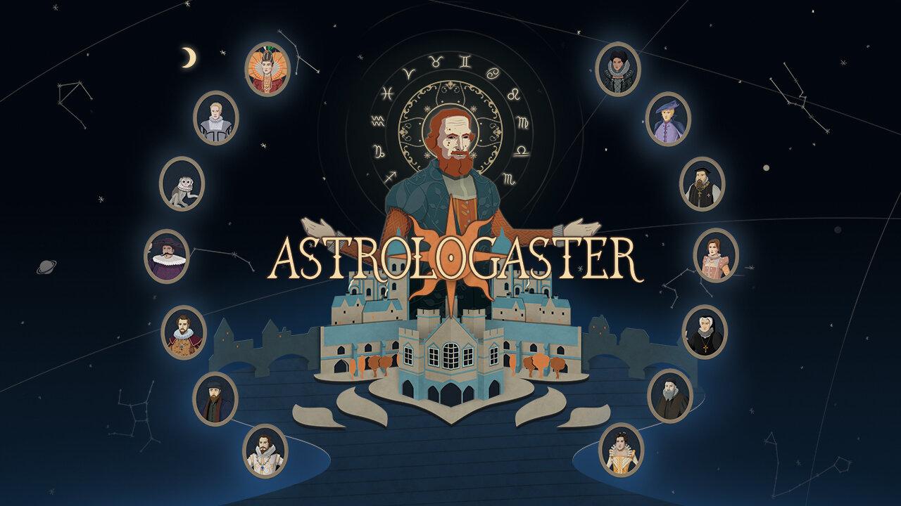 Astrologaster logo
