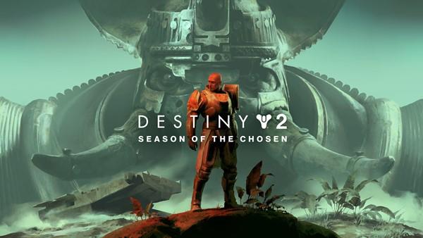 Destiny 2 Season of the Chosen logo